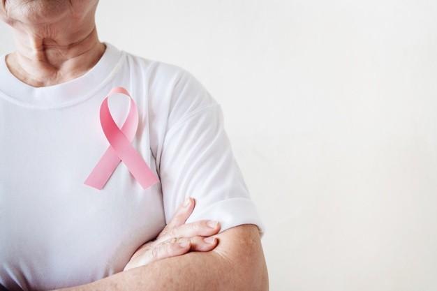 Prevenção de câncer de  mama na terceira idade