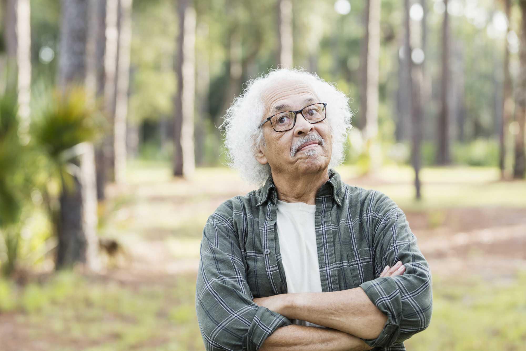 Como cuidar de idosos teimosos?